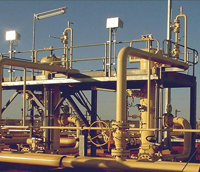 Gas-solid Industry