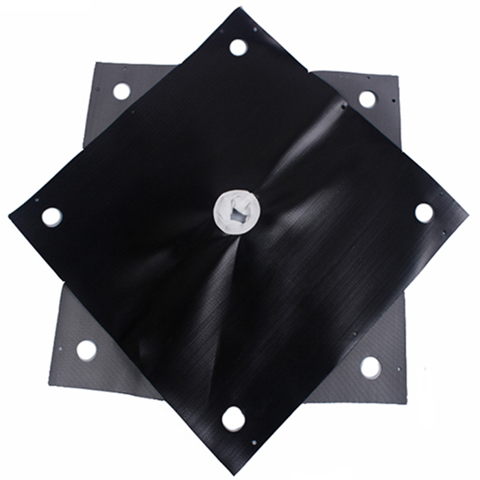 Polypropylene Single Multifilament Frame Filter Sludge Filter Bags