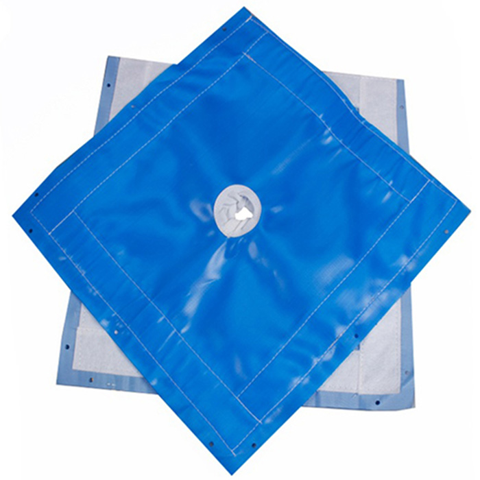 Factory Price Polypropylene Needle Punched Felt Filter Press Cloth