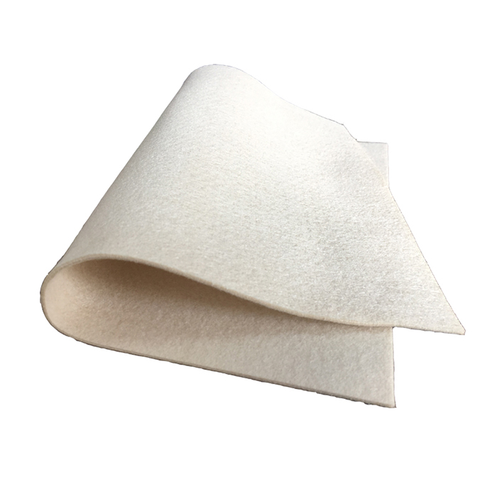 Factory Supply Needle Punched Felt PPS/PTFE/P84/Fiberglass/PE/Acrylic/Nomex Dust Filter Bag