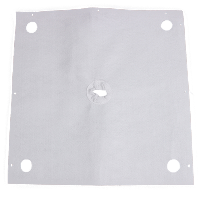 Factory Price Polypropylene Filter Cloth Specifications For Sewing Treatment