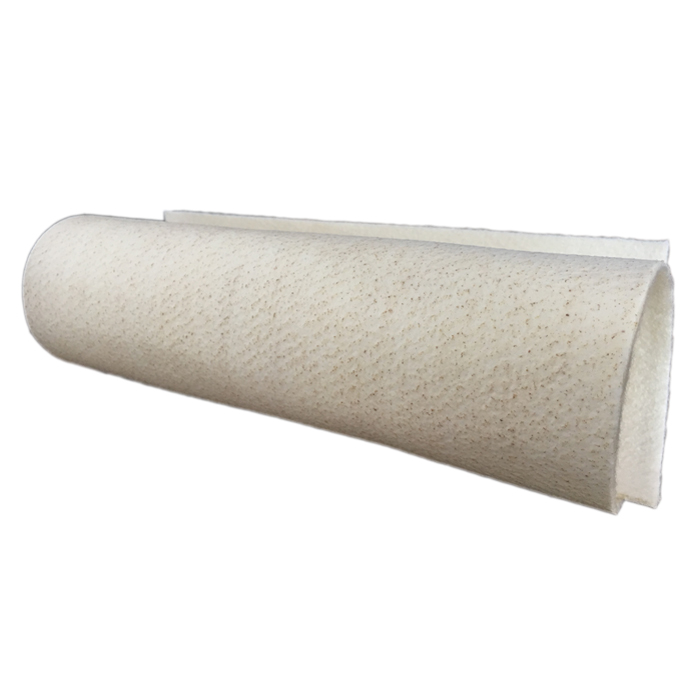 Factory Price Acrylic Needle Punched Felt Filter Fabric Filter Bag With Membrane